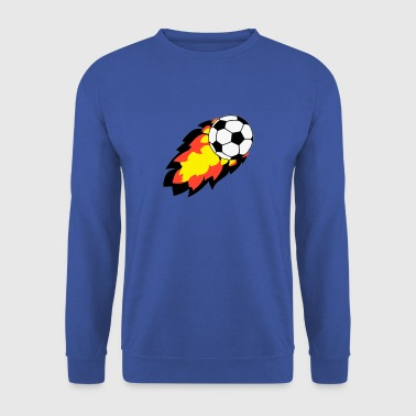 Burning Ball - Duitsland Special - Mannen sweater