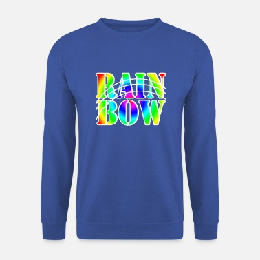 Arc-en-ciel Arc-en-ciel arc-en-ciel - Sweat-shirt Homme