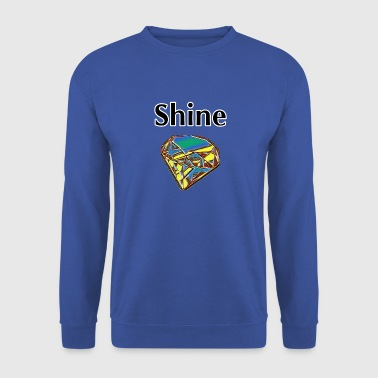 shine - Men's Sweatshirt