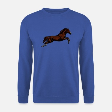 Children horse - Men's Sweatshirt