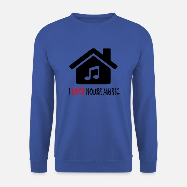 House House Music House Party Shirt - Sudadera hombre