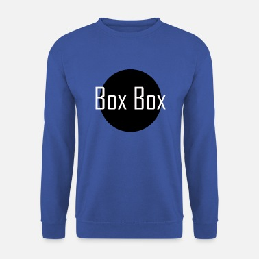 Box Box box - Mannen sweater