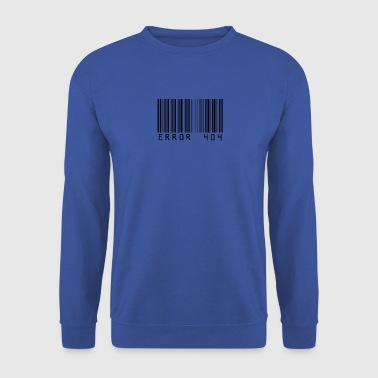 Error 404 - Men's Sweatshirt
