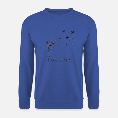 Free Mind Dendelion - Sweat-shirt Homme