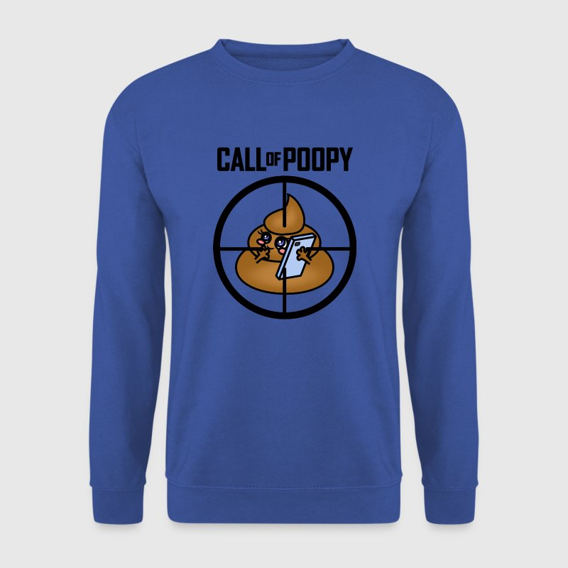Call Of Poopy - Männer Pullover