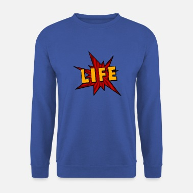 Comic Life - Comic - Mannen sweater