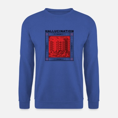 Hallucination hallucination - Sweat-shirt Homme