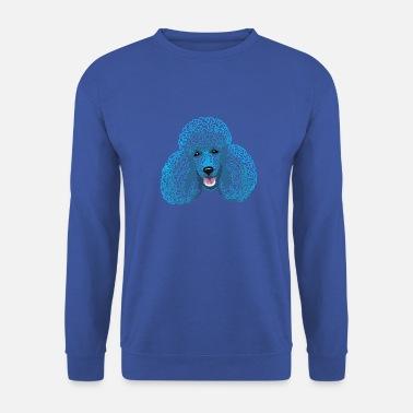 Sweat shirts caniche commander en ligne spreadshirt - Caniche dessin ...