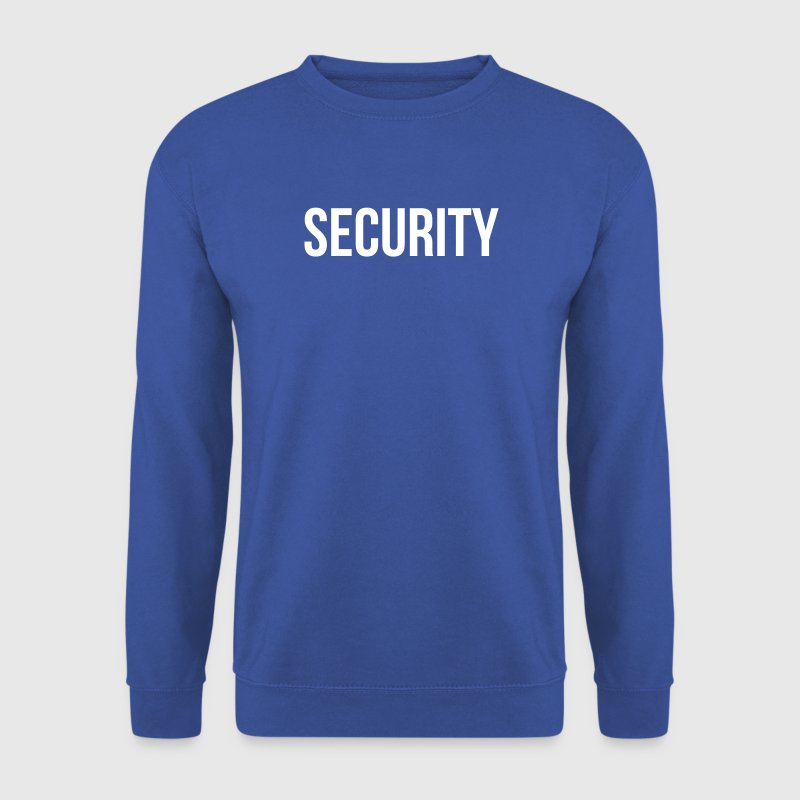 Security - Mannen sweater