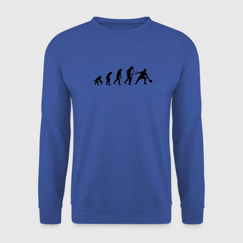 Evolution of Ping Pong/ table tennis - Sweat-shirt Homme