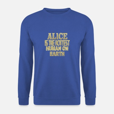 Alice Alice - Sweat-shirt Homme