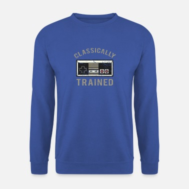 Video Game Video Game Game Retrogaming Game Console Gift - Mannen sweater
