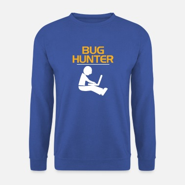 Bug Bug Hunter - Sweatshirt mænd