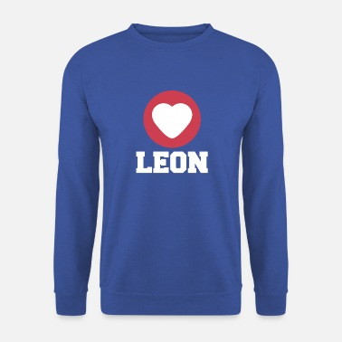 Leon Leon - Men's Sweatshirt