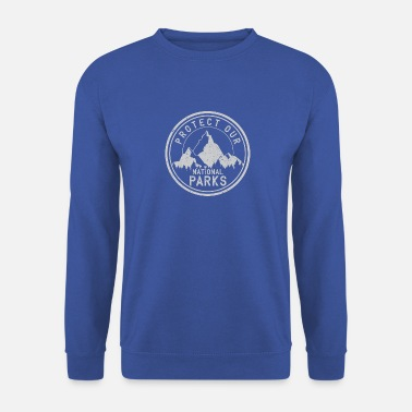 National Parc national - Sweat-shirt Homme
