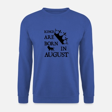 August August Born - Sweat-shirt Homme