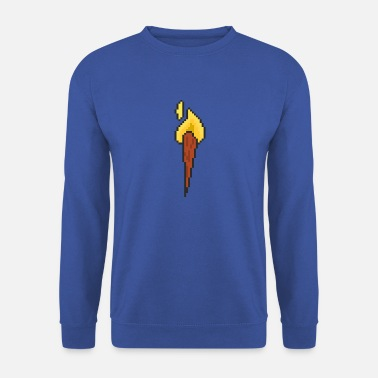 Flamme Flamme flamme - Sweat-shirt Homme