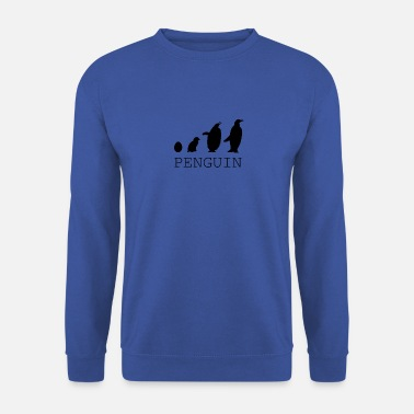 Penguin evolution - Herre sweater