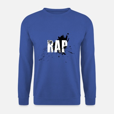 Rap RAP - Sweat-shirt Homme