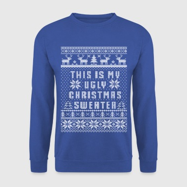 Ugly Christmas Sweater - Männer Pullover