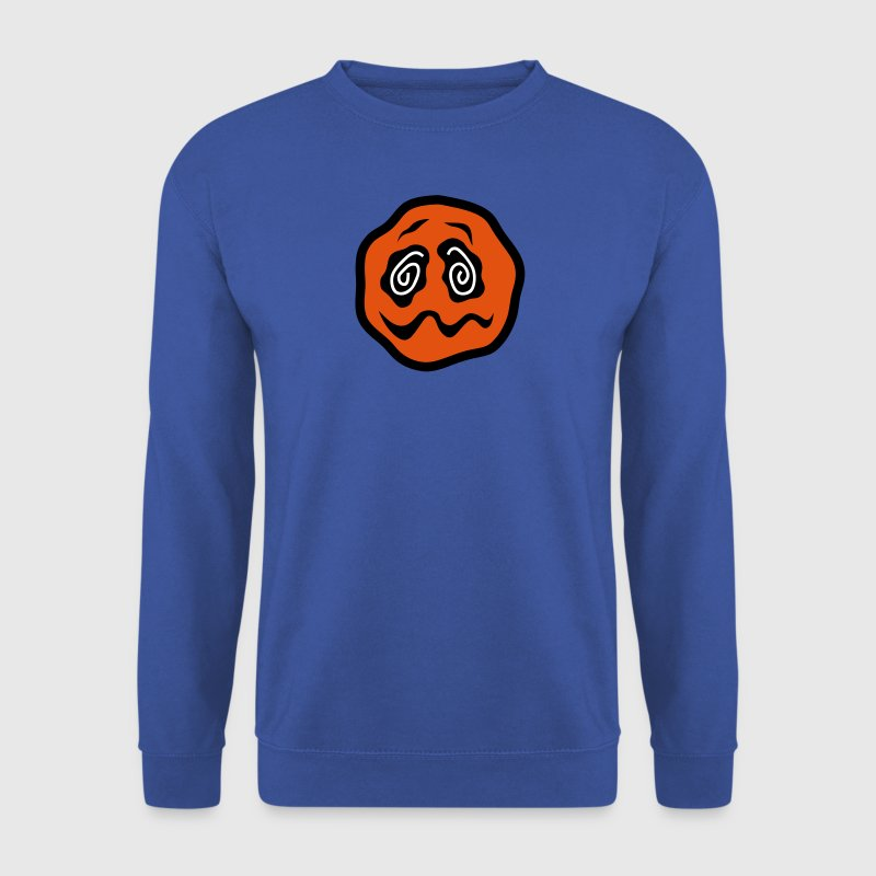 smiley etourdi hypnotiser saoul 27 - Sweat-shirt Homme
