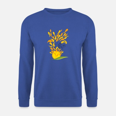 Rising Sun The sun is rising - Men's Sweatshirt
