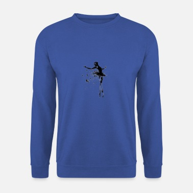 fille de ballet - Sweat-shirt Homme