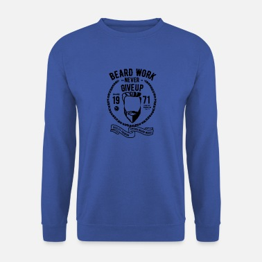 Barbu Barbe travail - Sweat-shirt Homme