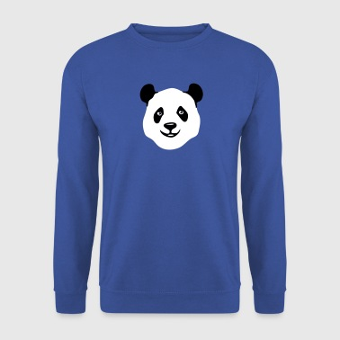 panda teddy beer beertje - Mannen sweater