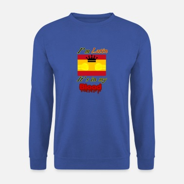 Latin Combattant latin - Sweat-shirt Homme