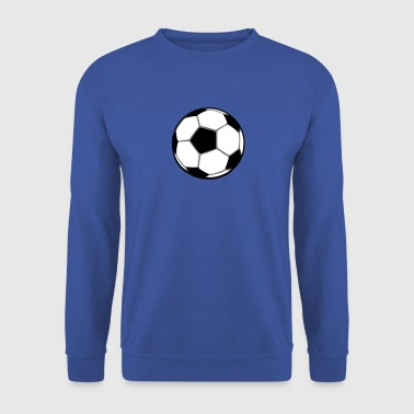 Ballon football 3 - Sweat-shirt Homme
