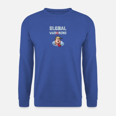 Global avertissement global - Sweat-shirt Homme