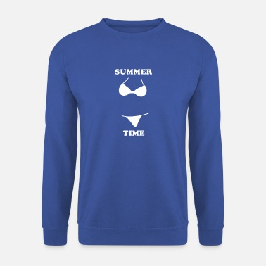 Bikini Bikini Summertime - Sweat-shirt Homme