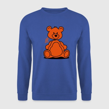 Ours en peluche - Sweat-shirt Homme