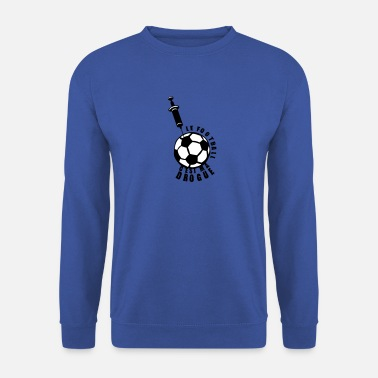 Ballon De Foot football drogue seringue foot piqure - Sweat-shirt Homme