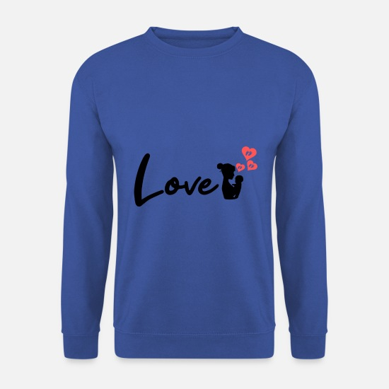Birthday Hoodies & Sweatshirts - mother - Men's Sweatshirt royal blue