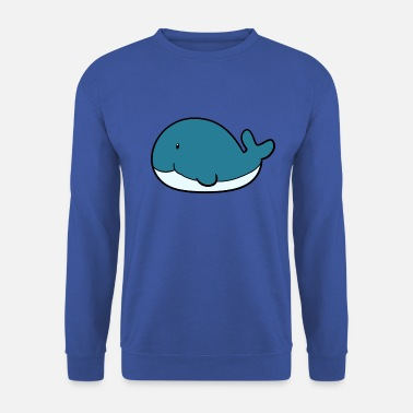Little whale - Unisex Sweatshirt
