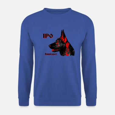 Dog Sports Dog sports, shepherd, dog head, dog , dogs - Unisex Sweatshirt