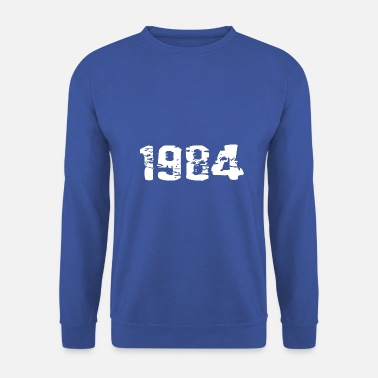 Year Of Birth Year of birth - Men's Sweatshirt