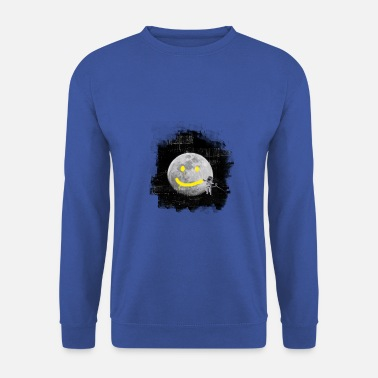 Half Moon MOON - Men's Sweatshirt