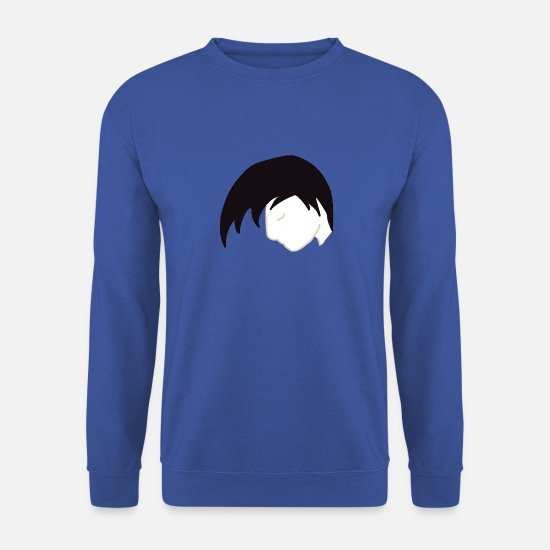 Emo Hoodies & Sweatshirts - Emo - Men's Sweatshirt royal blue
