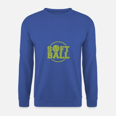 Xmas softball - Sweat-shirt Homme
