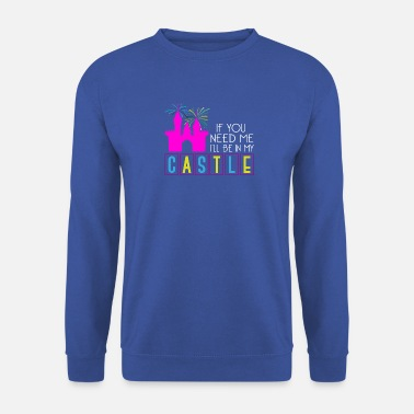 Castle Castle Castle - Men's Sweatshirt