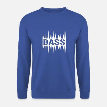 Basse Basse, basse - on veut des basses - Sweat-shirt Homme