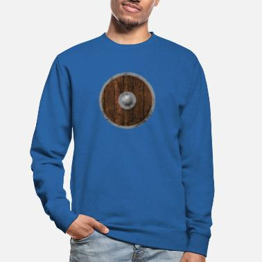 Holzschild Middle age wood sign - Unisex Sweatshirt