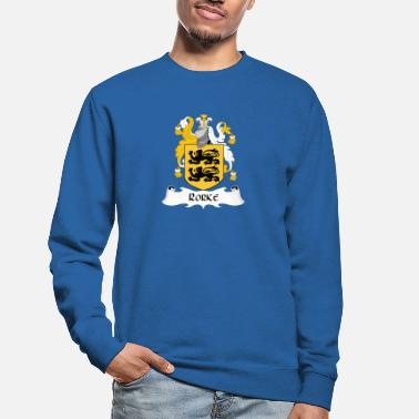 Crest Rorke Family shield - Unisex Sweatshirt