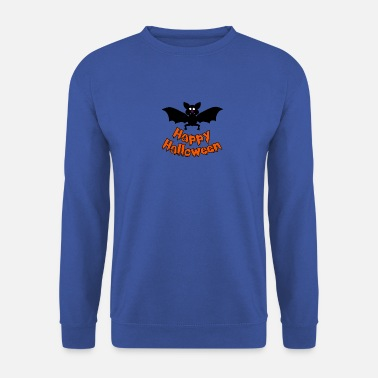 Happy Halloween bat - Men's Sweatshirt