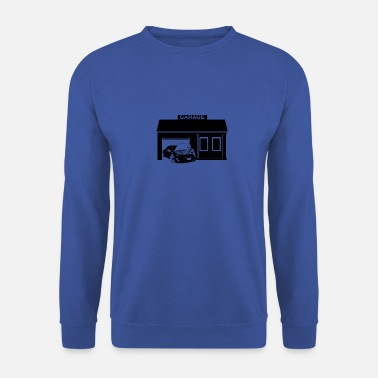 Garage Car garage - Unisex Sweatshirt