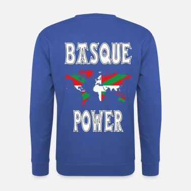 Pays basque power - Sweat-shirt Homme