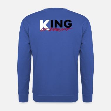 Drifting King of Drift - Men's Sweatshirt